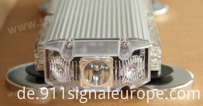 Tir Modules LED Warning Light Mini Bar (M101-4)