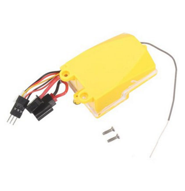 Accessory Circuit Board Box for RC Electric Boats FT007