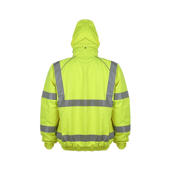 2016 High Visibility Reflective Safety Jacket