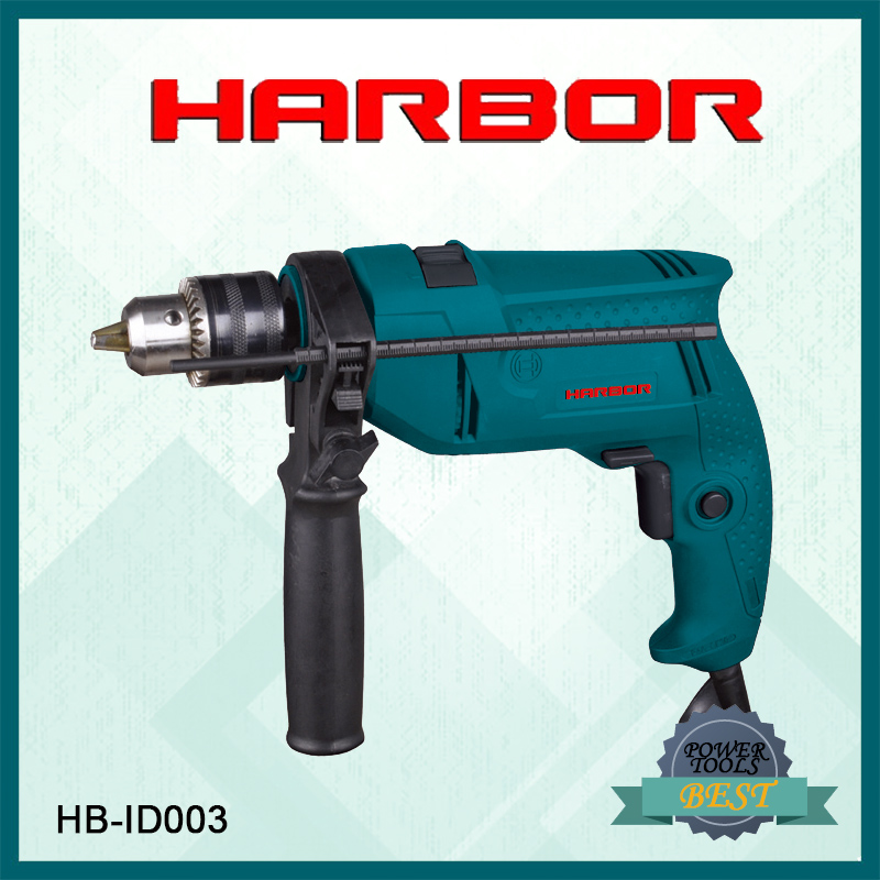 Hb-ID003 Yongkang Harbor 2016 Electric Hand Drill Machine Spare Parts for Hammer Drill