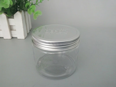 400ml Pet Plastic Container for Kid's Supplements Food