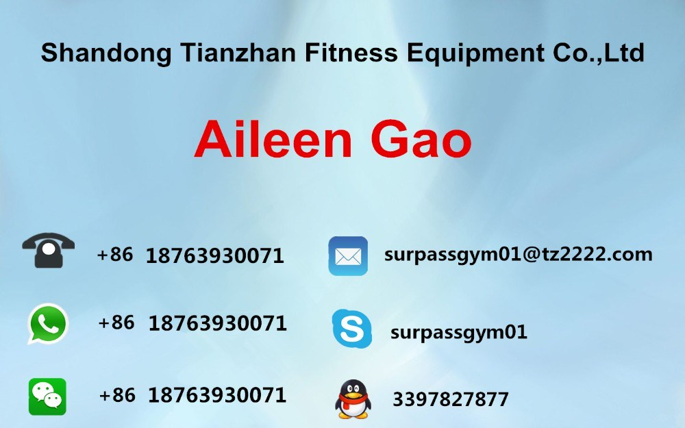 Popular Gym Mat for Professional Gym or Home Use/Rubber Floor/Tz-3031