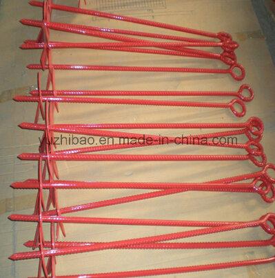 High DIP Galvanized Ground Anchor, Steel Ground Anchor