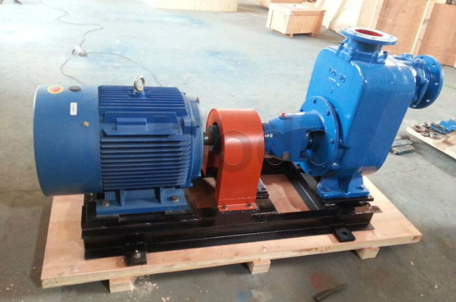 Vacuum Priming Pump for Sprinkler Irrigation