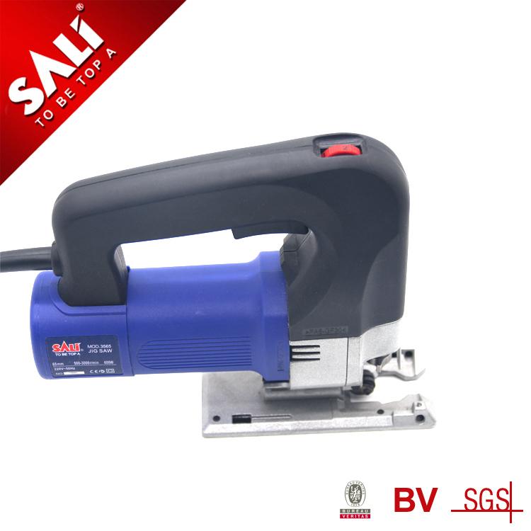 Sali Professional Woodworking Power Tool High Quality 600W Jig Saw