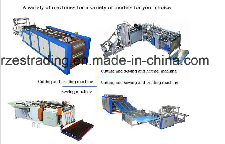 Plastic Bag Mini Offset Printing Machine