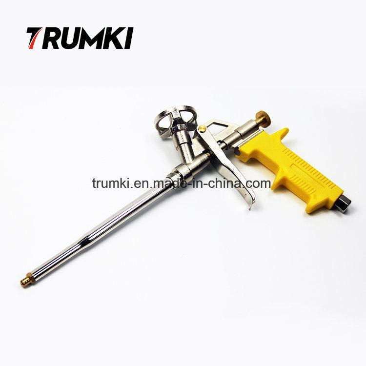 Chinese Teflon Coating Polyurethane PU Spray Foam Dispensing Gun