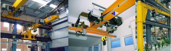 Serial 4 Electric Hoist for Crane