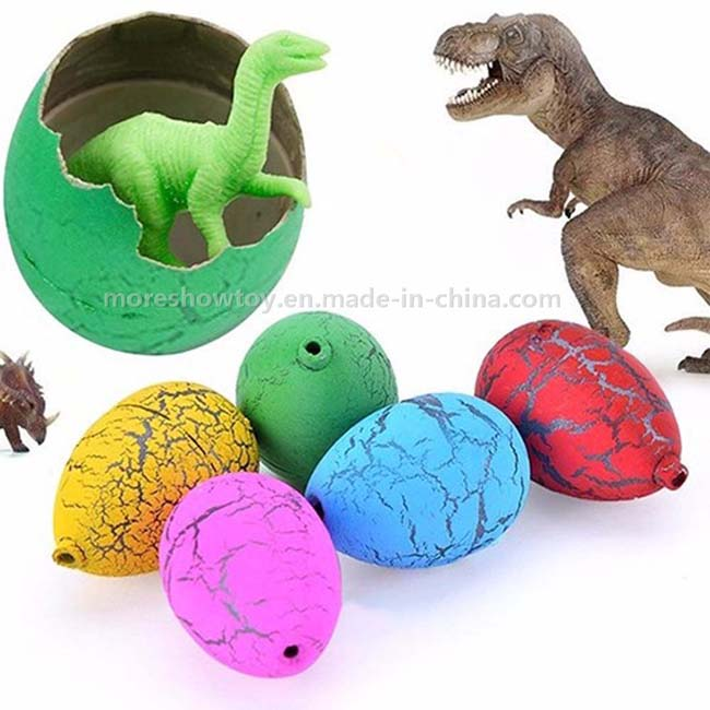 Magic Hatching Dinosaur Add Water Colorful Growing Dinosaur Egg Toys