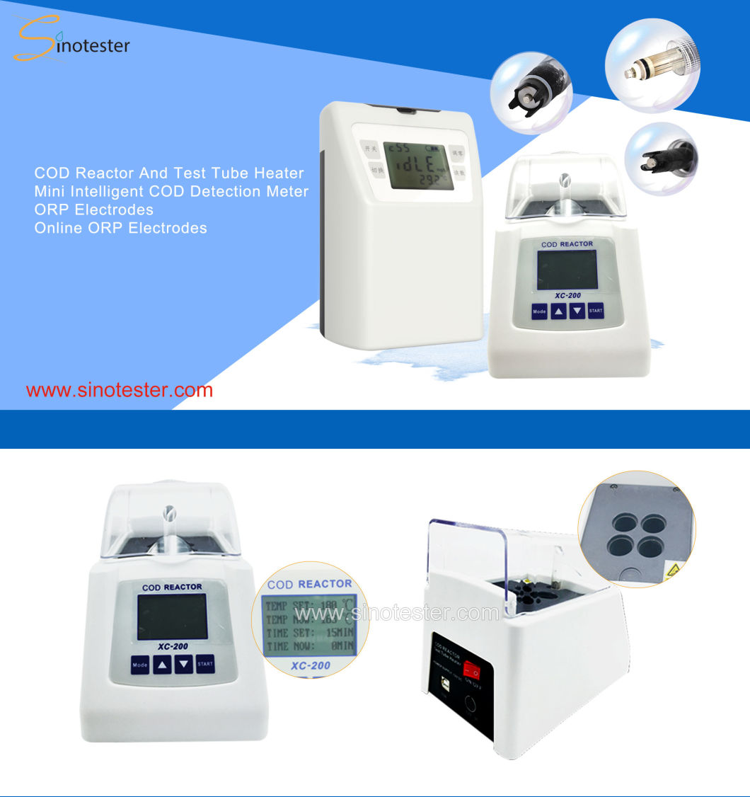 Mini Intelligent Chemical Oxygen Demand Cod Detection Meter