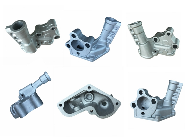 OEM Sand Casting Foundry Spare Part Marine Part