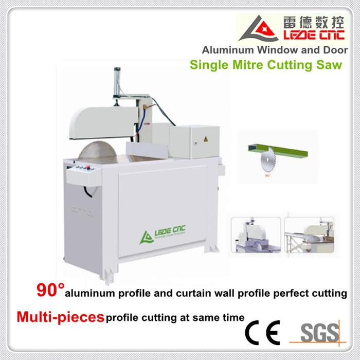 Aluminum Doors Cutting Saw Window and Door Single Mitre Cutting Saw
