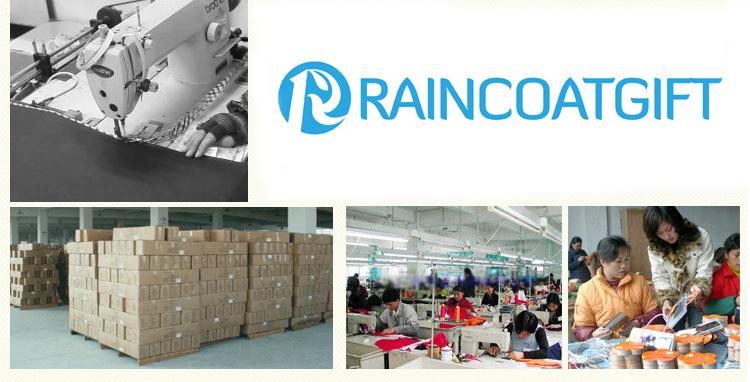 Children PVC Raincoat Rvc-016