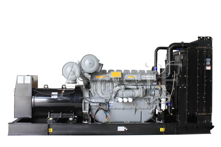 Aosif 1000kVA Heavy Duty Brand New Diesel Generator Set Powered by Perkins