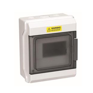 Series IP65 Plastic Consumer Unit