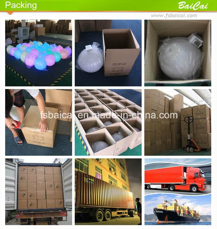 Floating LED Pool Balls