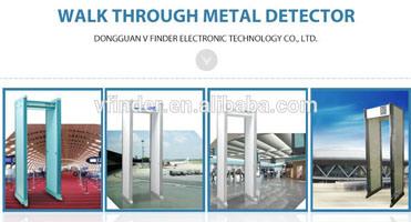 Security Door Framr Arco Arch Metaldetector