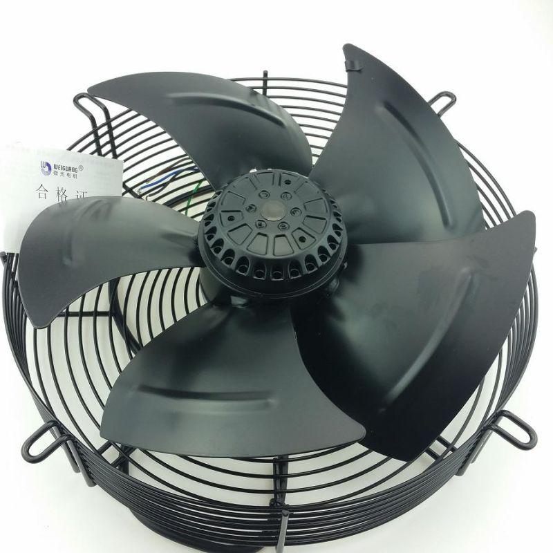 500mm Weiguang Axial Fan Motor (220V/380V) China Manufacturer