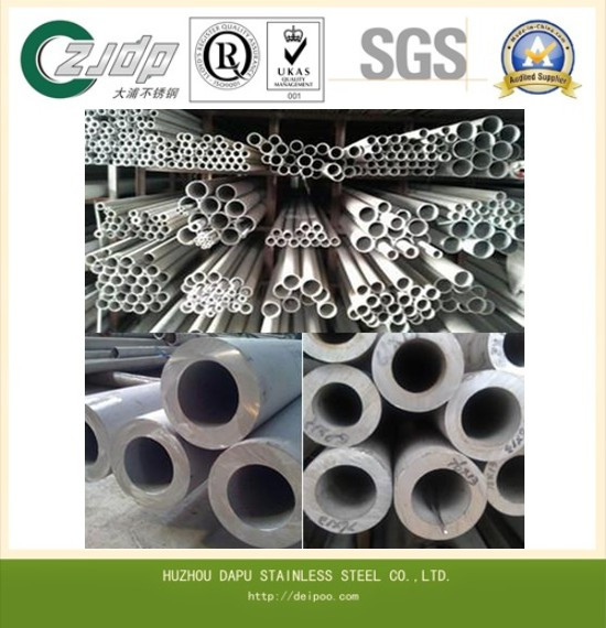 202 All Sizes of AISI Standard Welded Stainless Steel Pipe