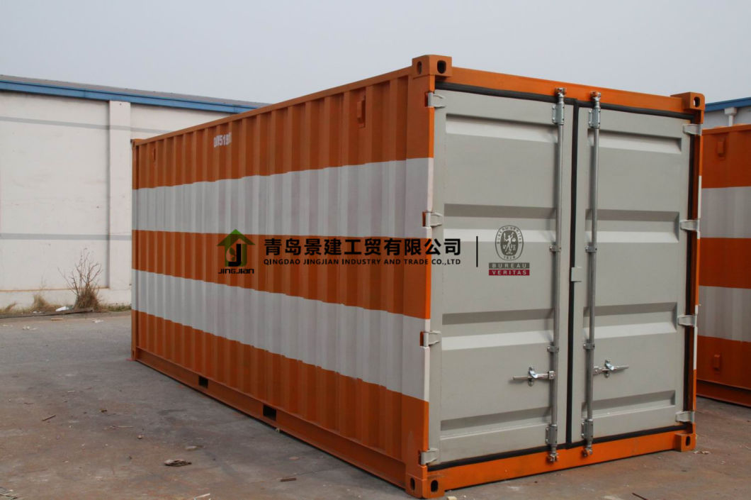 Prefabricated Steel Structure Food Storage Containers