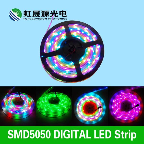 High Quality SMD 5050 LED Strip Light 60LEDs/M with TUV Ce