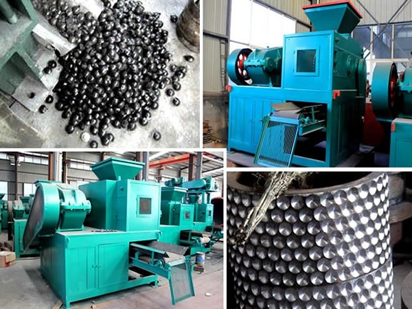 Magnesium Powder Briquetting Machine/Ball Press Machine