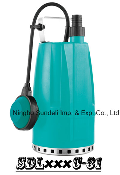 (SDL400C-31) Lowest Suction 1mm Clean Water/Sea Water Submersible Pump for Mariculture