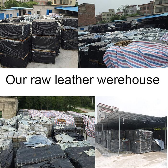 Reinforcement Palm Leather Safety Protection Welding Gloves for Welders