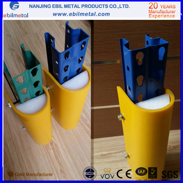 Plastic Column/Upright Protection/Protector for Storage System
