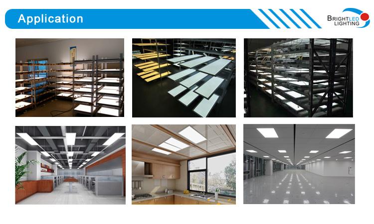 Office Ceiling Lighting 600*600mm 40W LED Panel Light