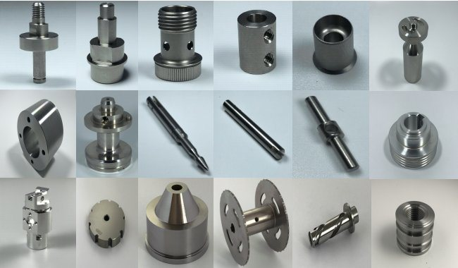 CNC Machining Car Parts Stainless Steel Precision Product Custom Automotive Spare Parts