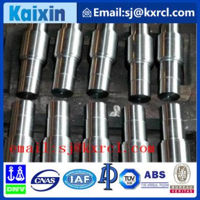 1020 Ck20 Steel Forging Shaft Factory