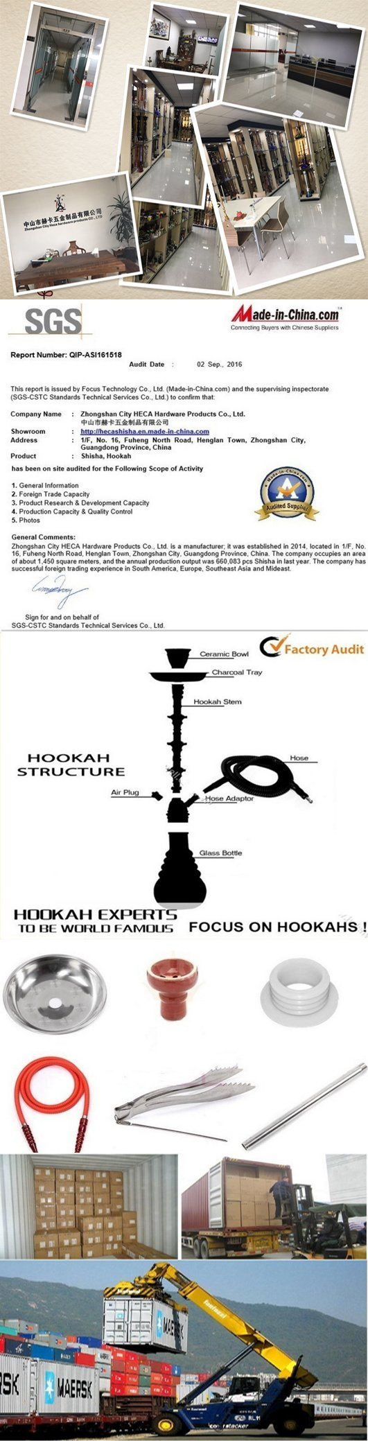 Wonderful Top Quality Hookah Aluminum Shisha Pipe Nargile Electronic Smoking