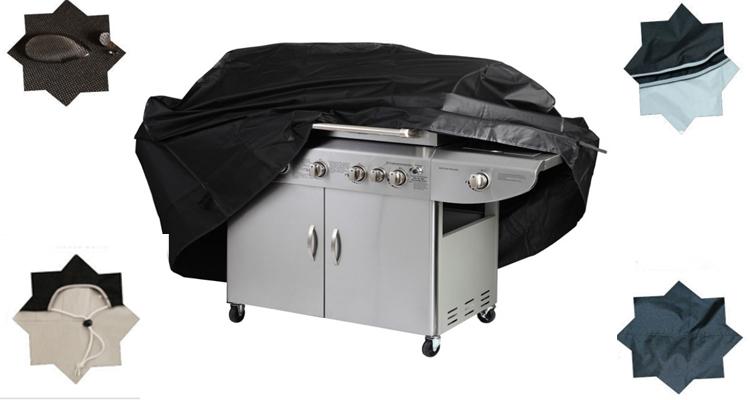 100% Waterproof Heavy Duty Outdoor Cart BBQ Cover