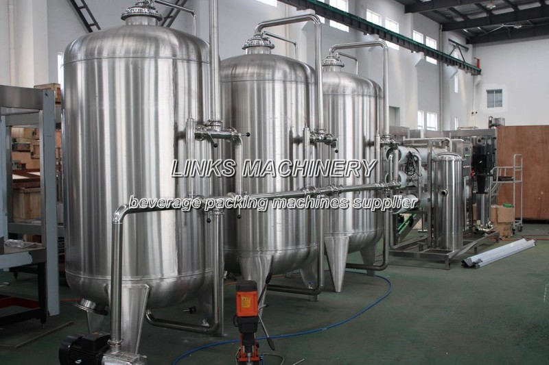 Water Cleaning System for Pure Mineral Drinking Water