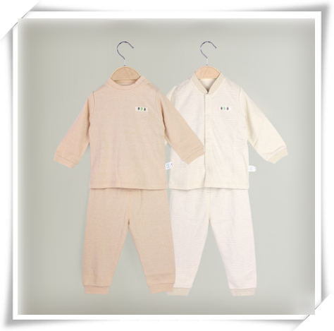 Natural Organic Cotton Baby Body Suit with 2PC for New Infant