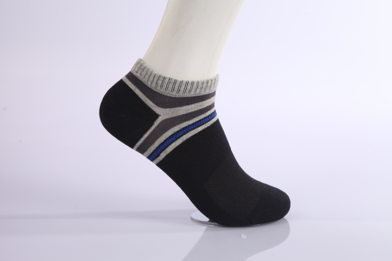 Fashion Low Cut Men Sport Socks