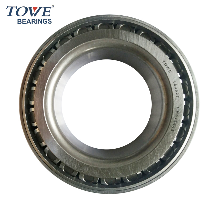 Inch Taper Roller Bearing 518445/10 for American Semi Leaf Spring Trailer Axles