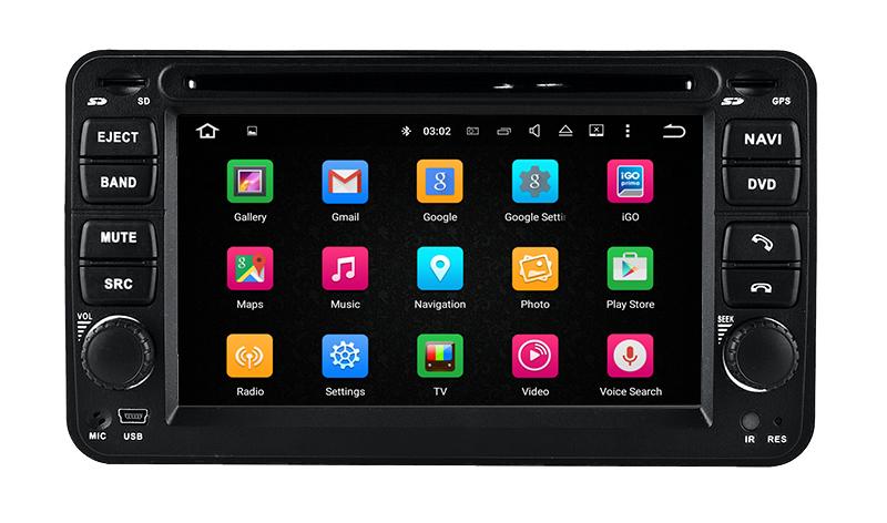 Factory Price Hl-8715GB Android 5.1 Car DVD GPS for Suzuki Jimny Audio GPS Navigation