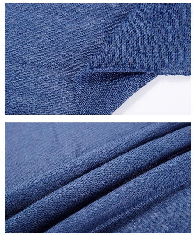 100% Hemp Jersey Fabric