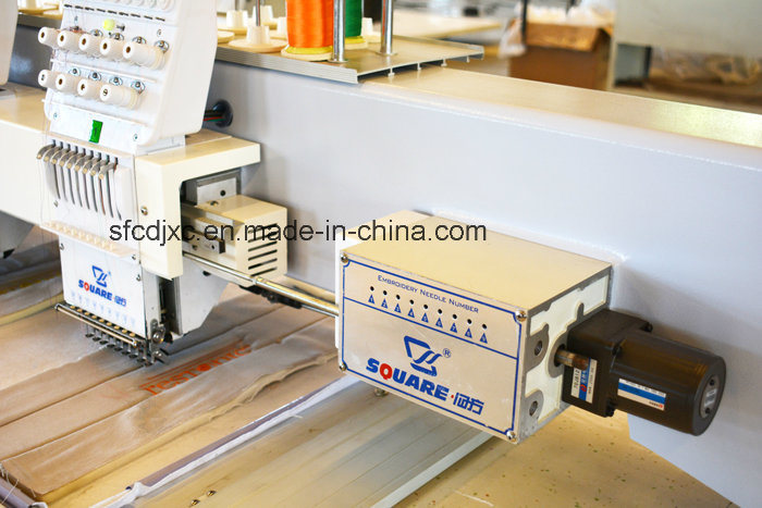 Industrial Computerized Embroidery Sewing Machine