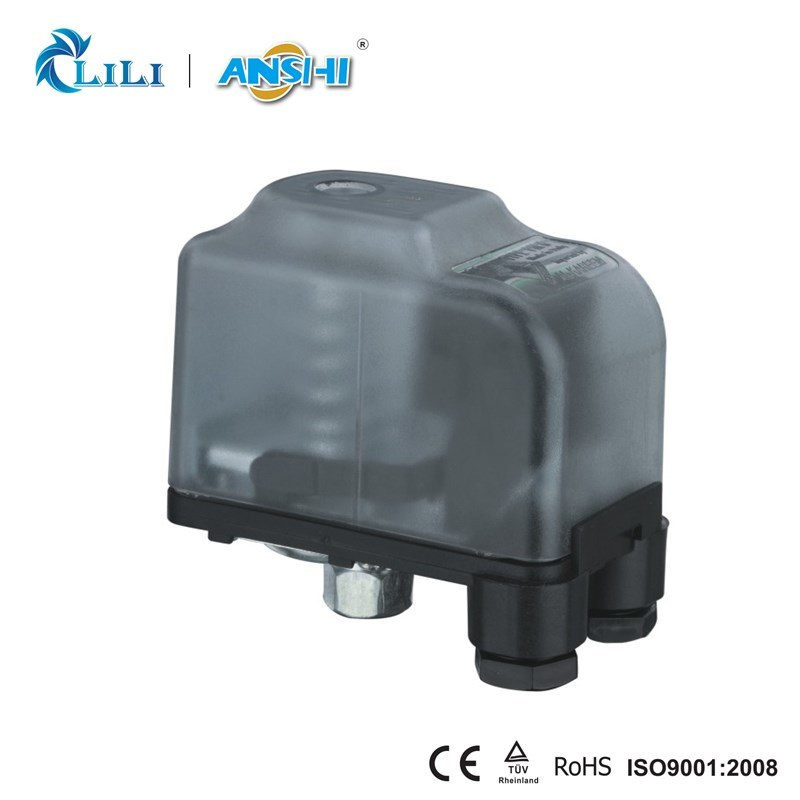 Anshi Mechanical Pressure Switch with High Pressure Setting for Water Pump (SK-9.2)