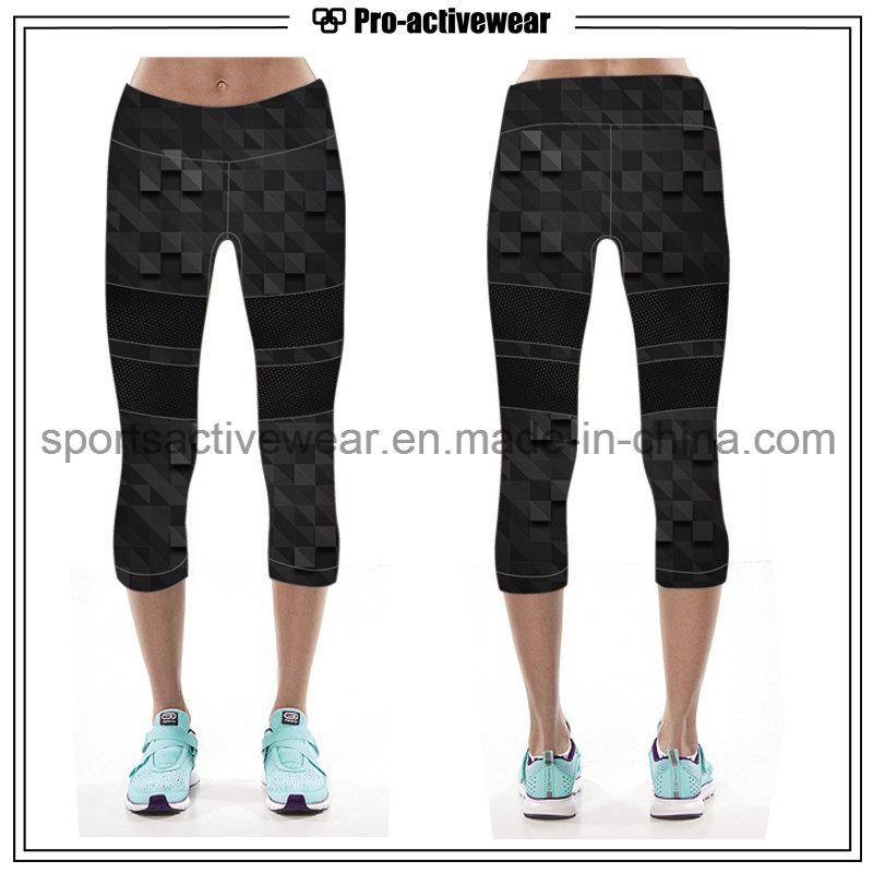 Low MOQ High Quality New Design Men Yoga Pants