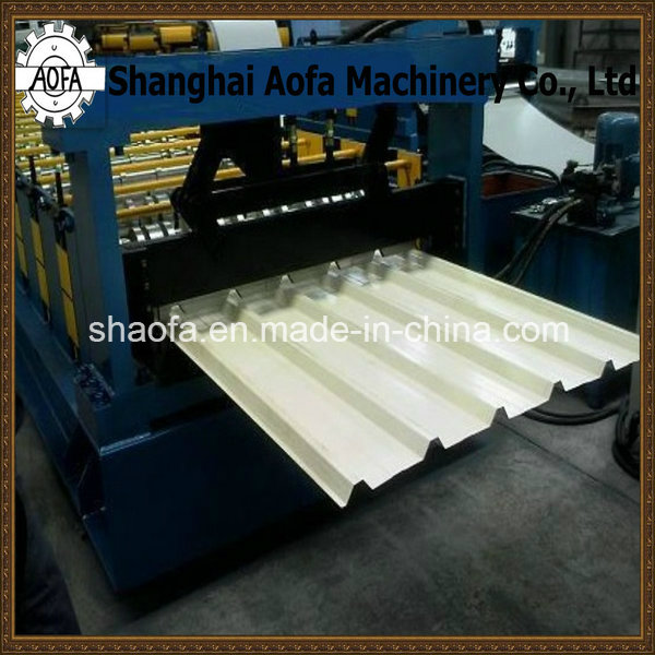 Self-Lock Roof Sheet Roll Forming Machine (AF-R1000)