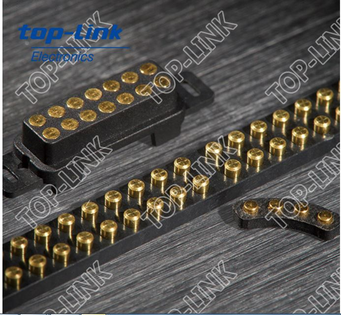 High Precision Custom Female 4/6/10 Pin Connector