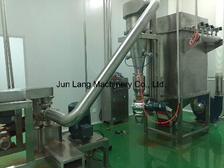 Pharmaceutical Mill with Dust Collector