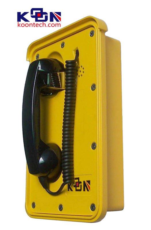Auto-Dial Stainless Steel Heavy Duty Area Waterproof Phone