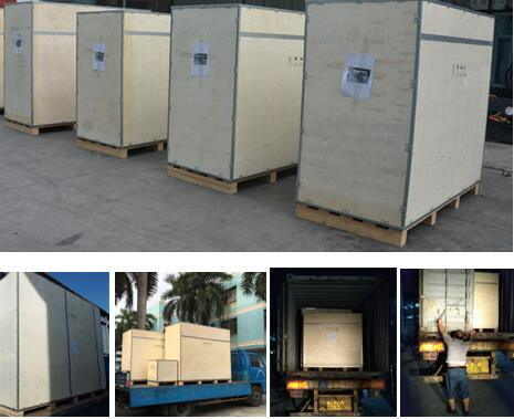 Industrial Air Cooled Water Chiller for Plastic Industry