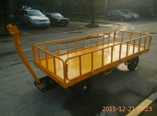 Baggage Barrows Trolley Cart for Airport