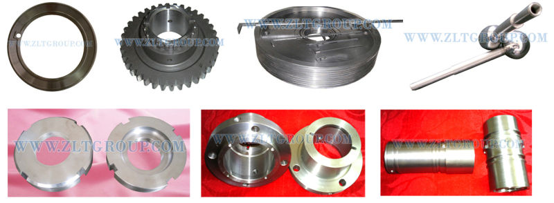 Belt Pulley for Machining Equipments with Alloy Material